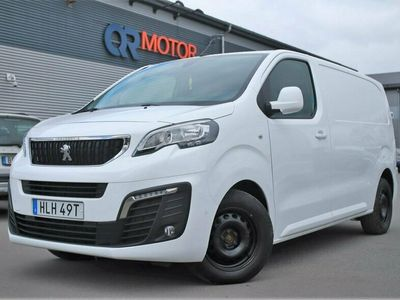 begagnad Peugeot Expert 2.0 BlueHDi Eu6 L2 D-värme Drag 2019, Transportbil Pris 288 900 kr