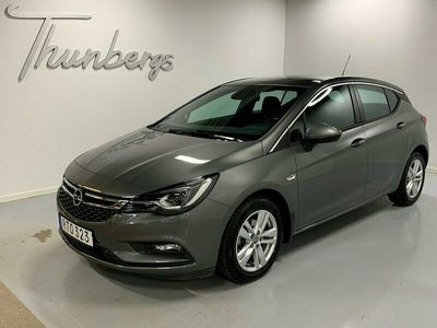 begagnad Opel Astra 1.4 125hk / Dynamic