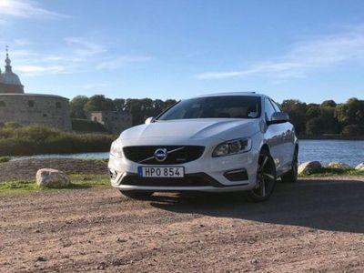 begagnad Volvo S60 D4 R-Design, se utrustning -15