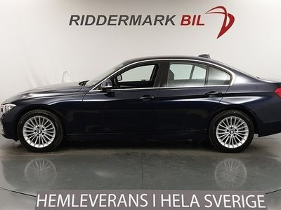 begagnad BMW 330 i Sedan Luxury Line Navi Skinn PDC EU6 252hk
