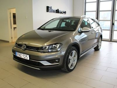 begagnad VW Golf Sportscombi 1.8 TSI (180hk)