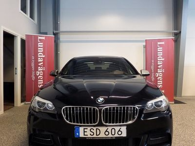 begagnad BMW M550 D xDrive Full utrustad 2012, Sedan 469 800 kr