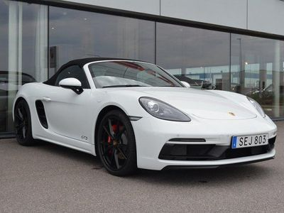used Porsche 718 GTS Leasbar -19