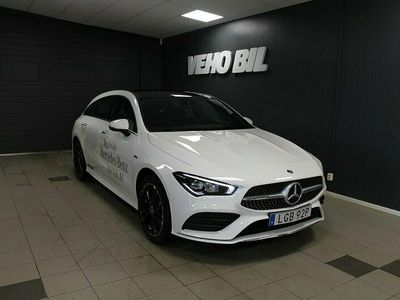 begagnad Mercedes CLA250 Shooting Brake e