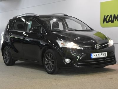gebraucht Toyota Verso 1.6 7-sits Drag S&V-Hjul (111hk)