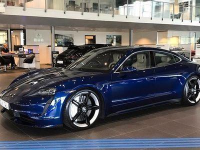 begagnad Porsche Taycan Turbo 2020, Personbil 1 925 000 kr