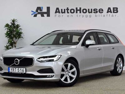 begagnad Volvo V90 D3 AWD Business Drag Carplay