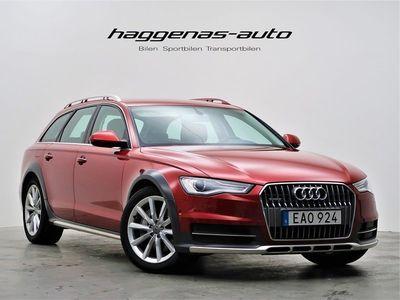 begagnad Audi A6 Allroad 3.0 TDI 320hk / EU6 / Teknikpaket