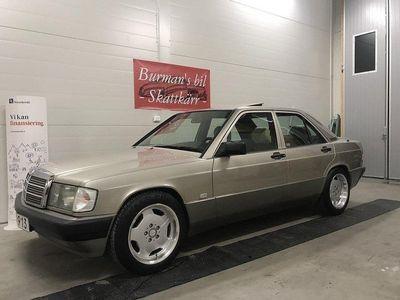 begagnad Mercedes 190 1.8 109hk16300mil/MKT FIN