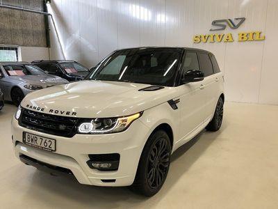 begagnad Land Rover Range Rover Sport 3.0 TDV6 4WD Aut -14