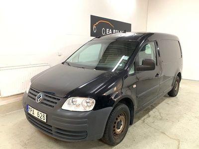 begagnad VW Caddy Maxi 1.9 TDI 105HK Drag P-Värm
