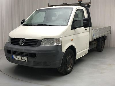 used VW Transporter PIC EH 2.5 4-MOTT5 TDI Pickup 4-motion (130hk)