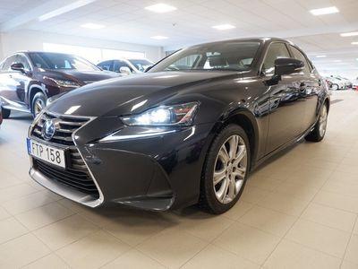 begagnad Lexus IS300h COMFORT LSS+