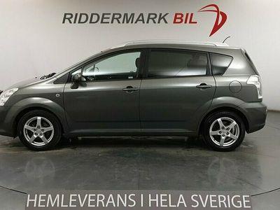 begagnad Toyota Corolla Verso 1.8 7-sits Drag M-Värm Välservad 2007, Kombi Pris 53 900 kr