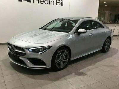 begagnad Mercedes 200 CLA BenzCoupé AMG Line 2021, Sportkupé Pris 356 000 kr