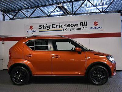begagnad Suzuki Ignis 1,2 4X4 5Dörr