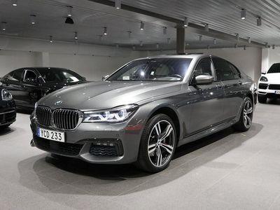 begagnad BMW 740 d xDrive M-sport / Laserlight / Se utr