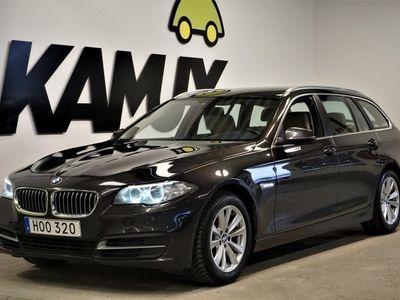 begagnad BMW 520 d xDrive | Drag | M-värm | 190hk