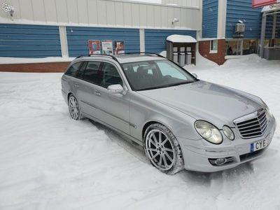 begagnad Mercedes E320 cdi Avantgarde 4-matic -07