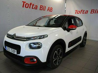 begagnad Citroën C3 82 Hk Shine