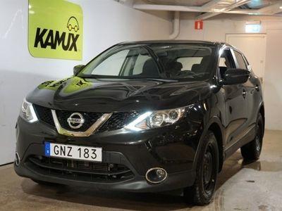 brugt Nissan Qashqai Dci Acenta Safety pack 130 hk