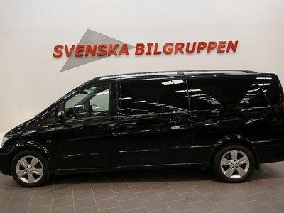 brugt Mercedes Viano 3.0 Aut X-tra lång 7-Sitsig Fjärr-värmare S+V-Hjul