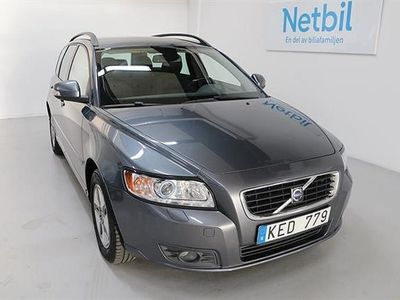 begagnad Volvo V50 1.6D DRIVe Momentum 109hk