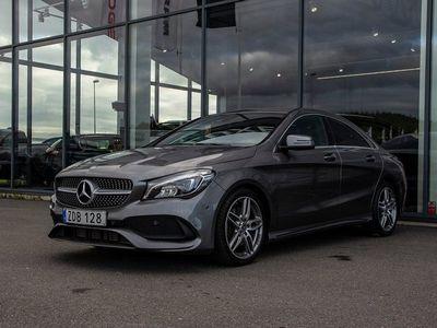 begagnad Mercedes CLA250 AMG Sport 211hk 2.370mil
