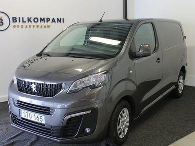 begagnad Peugeot Expert BlueHDi Skåp drag 2018, Transportbil 229 900 kr