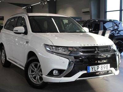 begagnad Mitsubishi Outlander P-HEV Fleet Edition 4WD -