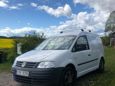 begagnad VW Caddy automat