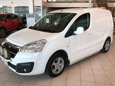 begagnad Peugeot Partner 1.6 Blue HDI 100 Hk L1 Skåp