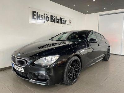 begagnad BMW 640 i xDrive Gran Coupé Automat M Sport Euro 6 2014, Sportkupé 399 500 kr