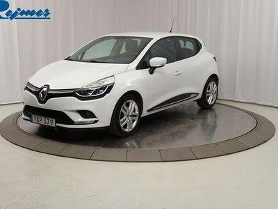 begagnad Renault Clio IV PhII 1.2 16V 75 Zen 5-d 2018, Halvkombi 99 800 kr
