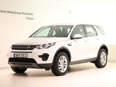 begagnad Land Rover Discovery Sport 2.0 TD4 4WD