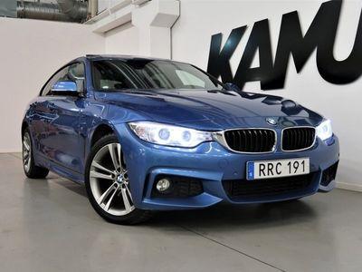 begagnad BMW 430 Gran Coupé i xDrive     M-Sport   Navi   Taklucka  
