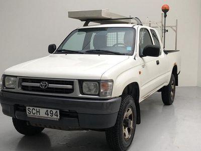 usado Toyota HiLux