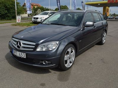 brugt Mercedes 200 C-KLASSCDI 136hk Kombi 10.020mil