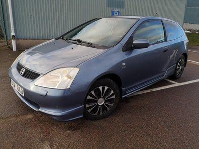 begagnad Honda Civic ep3 Sport Special Edition