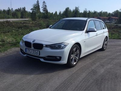 used BMW 320 d Touring, F31 (184hk)
