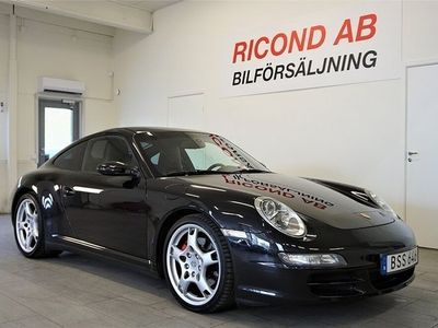 used Porsche 911 Carrera 4S / 997 3.8 Aut 355hk