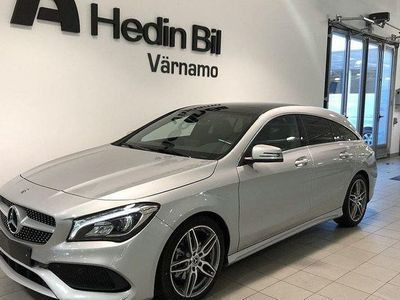 begagnad Mercedes CLA200 Shooting Brake AMG/SKY