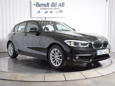 begagnad BMW 118 i Advantage / 1 ägare
