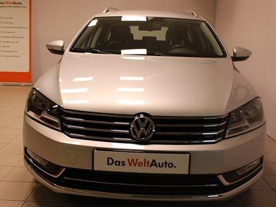 begagnad VW Passat Variant TSI 160hk Multifuel