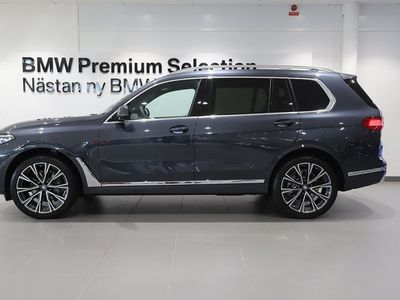 begagnad BMW X7 30d xDrive - Autowåx Bil