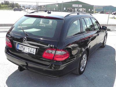 begagnad Mercedes E200 CDI Kombi Påkostad 1 Ägare!