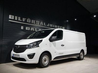 begagnad Opel Vivaro Van 1.6 CDTI 2016, Transportbil 139 000 kr