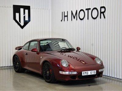 gebraucht Porsche 911 Carrera 4S 993Turbo-paket -96