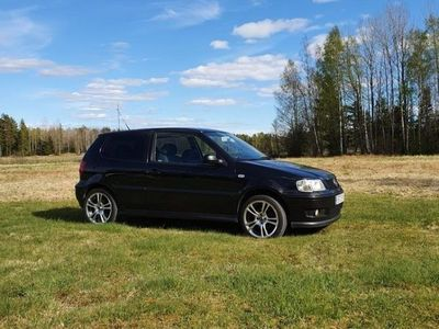 begagnad VW Polo Gti