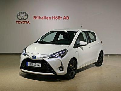 begagnad Toyota Yaris Hybrid 5-D 1.5 Elhybrid Touch&Go Edition Navi